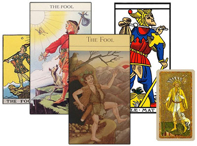Elements, Modalities and the Tarot Court Cards